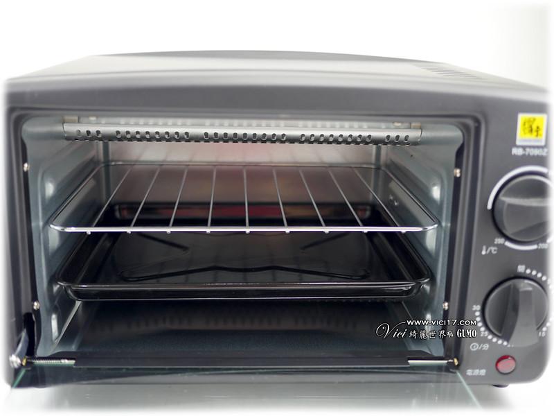鍋寶定溫烤箱012