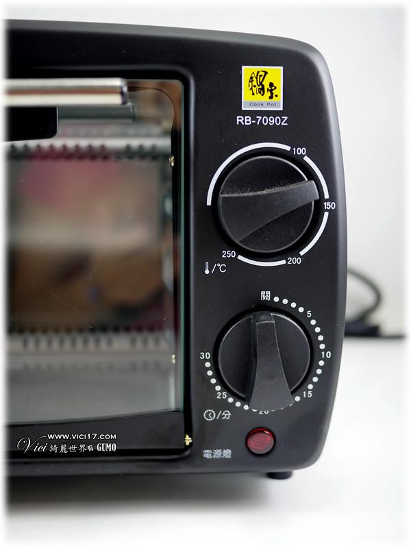 鍋寶定溫烤箱005