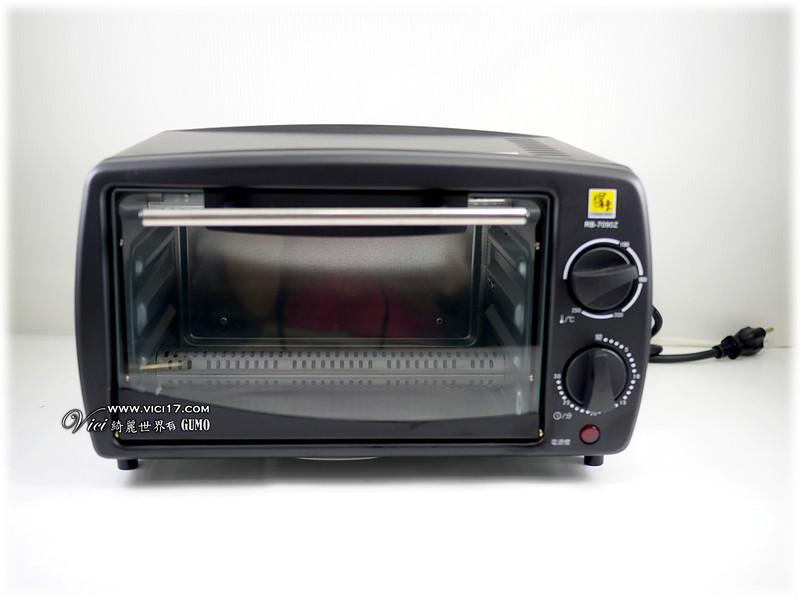 鍋寶定溫烤箱004