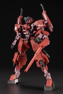 島田文金改造的原創機體終於商品化!壽屋《FRAME ARMS 骨裝機兵》三四式一型 迅雷 1/100 比例組裝模型