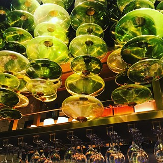 green  sparkling addiction