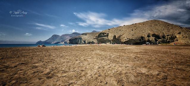 (161/19) Playa de Mónsul