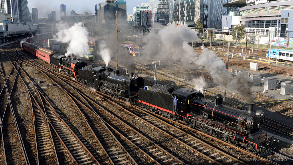 Steam Spectacular by Noah_Clancey