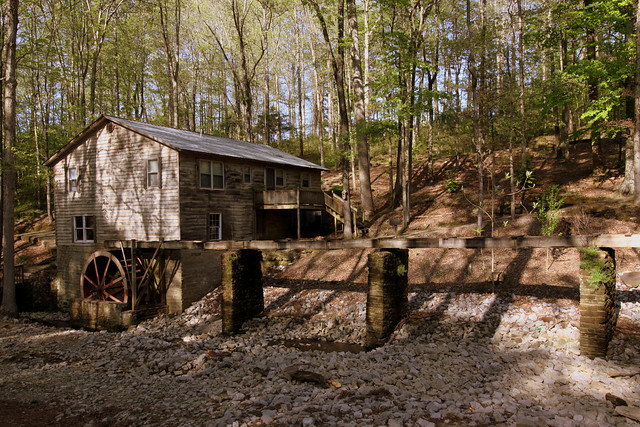 Gristmill at Clarkson Covered Bridge Park