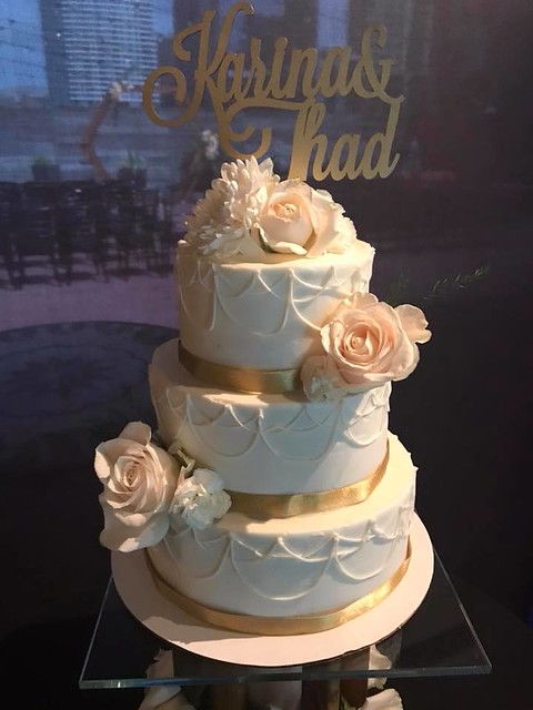 Cake by The Flying Pig Bakery & Custom Cakes