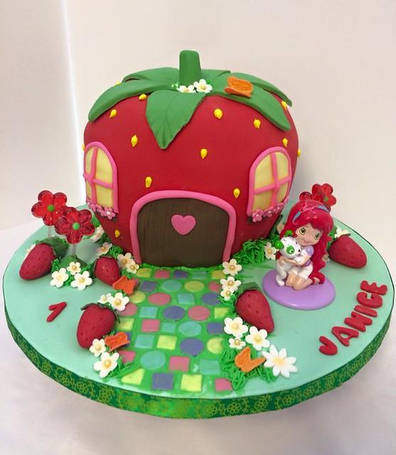 Cake by Sunshine Sweet Cakes