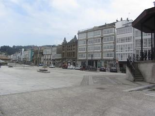 Travesia  de  Marina, Viveiro, Lugo,  Galicia, Spain