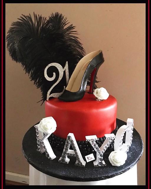 Cake by Salandy Cakes