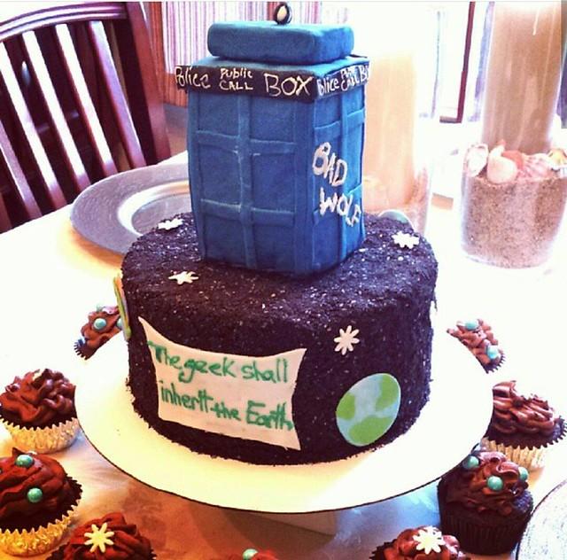 Cake by D'lsh Treats