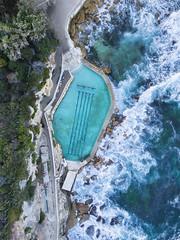 Bronte Baths, ocean pool Australia
