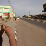 Sudan, Medani, Train station