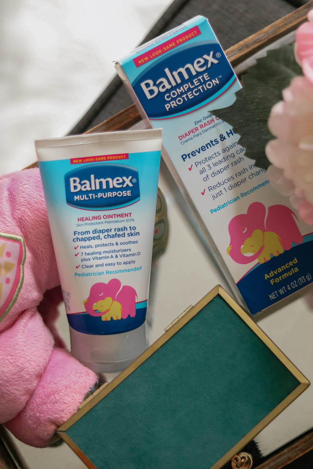 How Balmex Prevents and Protects Baby from Diaper Rash