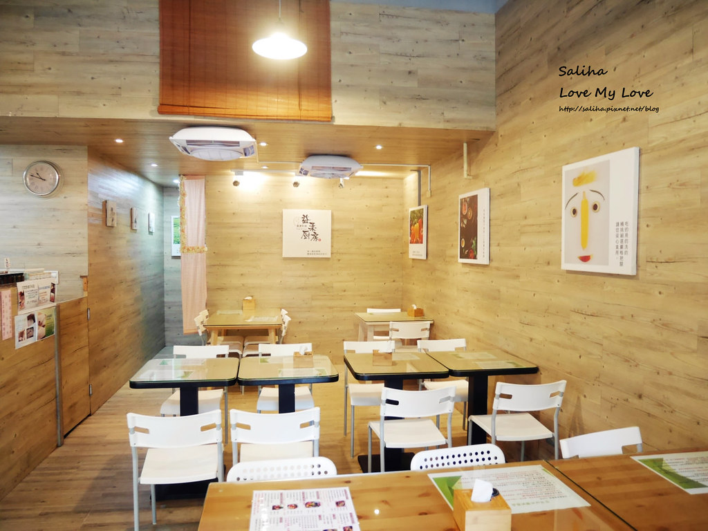 新北三峽北大特區素食餐廳推薦益柔廚房 (2)