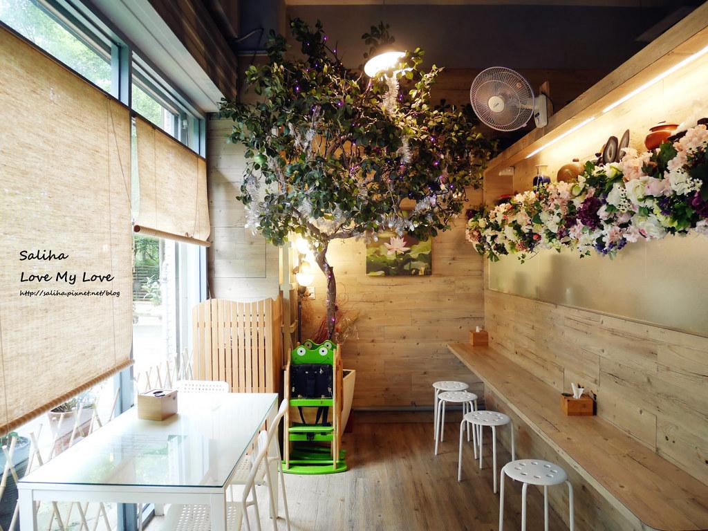 新北三峽北大特區素食餐廳推薦益柔廚房 (1)