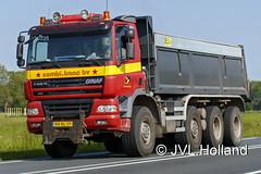 Ginaf X4446TS 480  Kipper  NL  Combi=Trans  190524-189-C6 ©JVL.Holland
