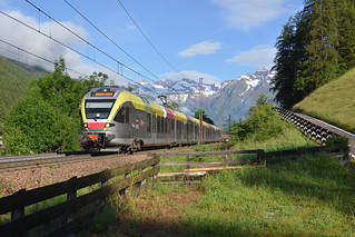 FS ETR170.212 Colle Isarco (I) 21 juni 2019