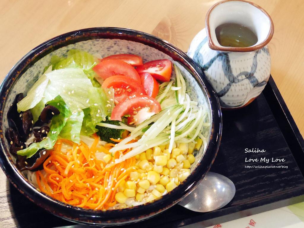 新北三峽北大特區素食餐廳推薦益柔廚房平價素食麵食飯麻辣麵 (3)