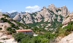 Montserrat Mountain, Catalonia