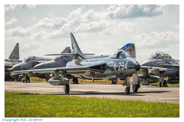 Hawker Hunter  (1 of 1)