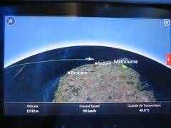 Coming VERY close to mainland Australia