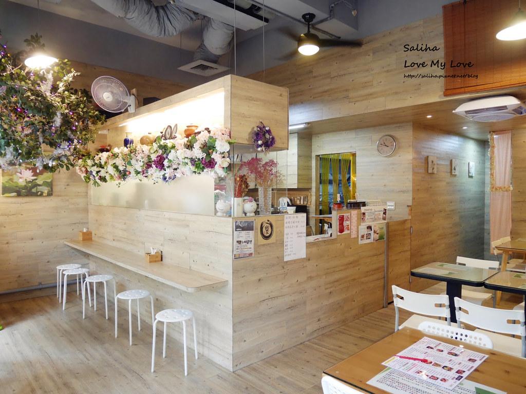 新北三峽北大特區素食餐廳推薦益柔廚房 (3)