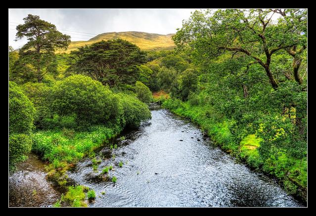 Glen Eriff IR - Eriff River 01