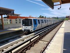 New Bart Train