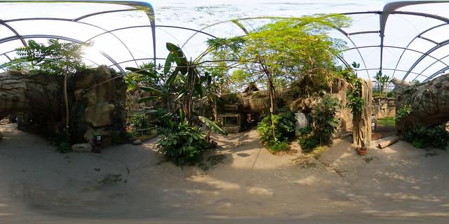 Zoo Rostock - Darwineum 360 Grad
