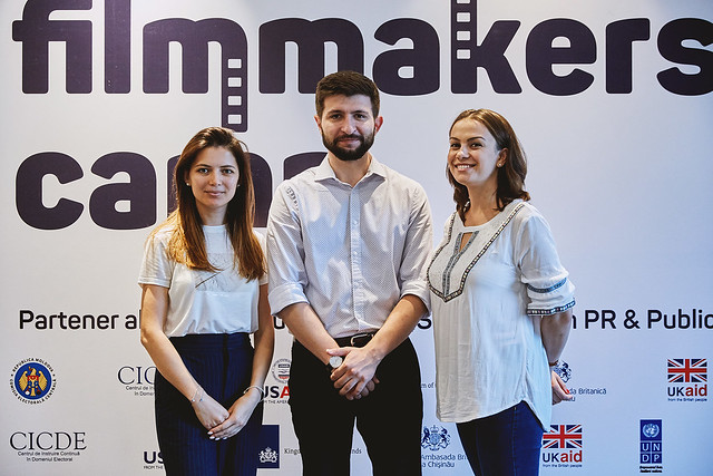 Filmmakers Camps Award Ceremony