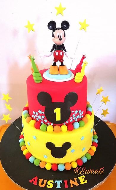 Cake by Wii San Juan Torres of KSweets