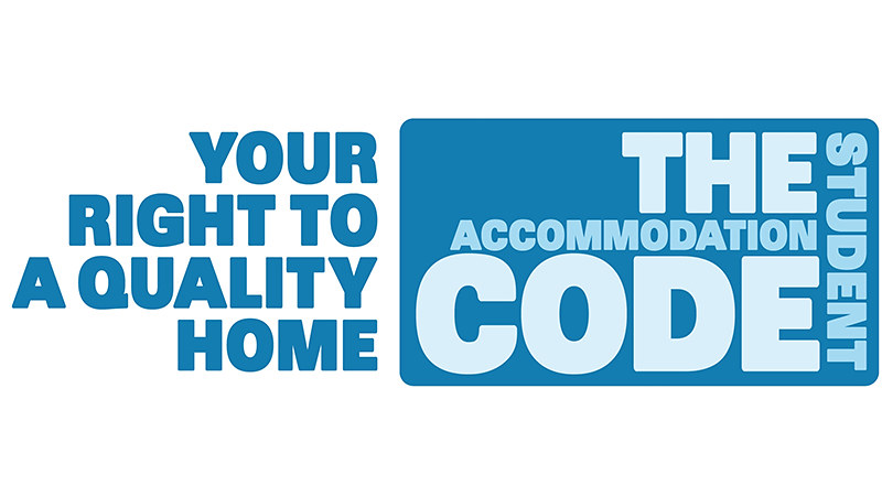 The Student Accommodation code logo.