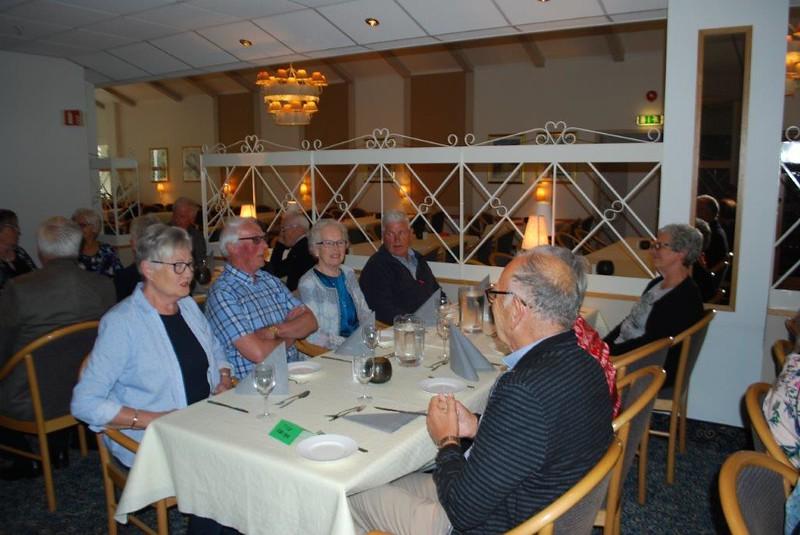 Middag på Hotell Loenfjord