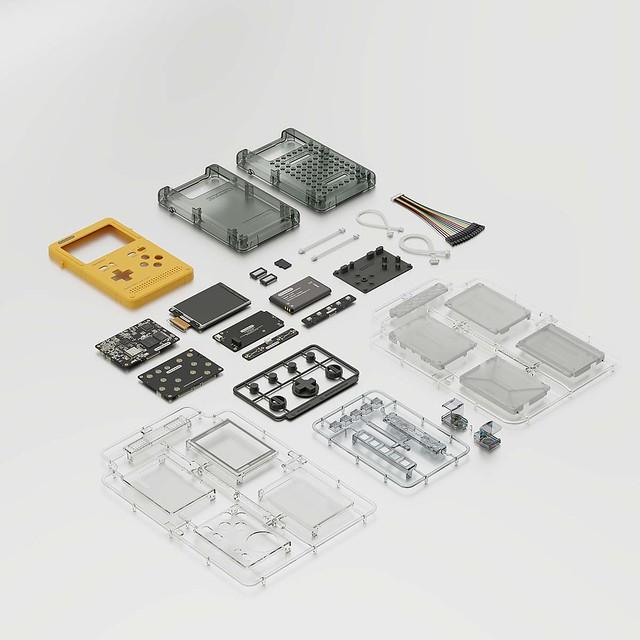 享受自己動手組裝遊戲機的樂趣! Clockwork【GameShell】它可以是台暢玩復古遊戲的掌機,甚至還能做到更多?!