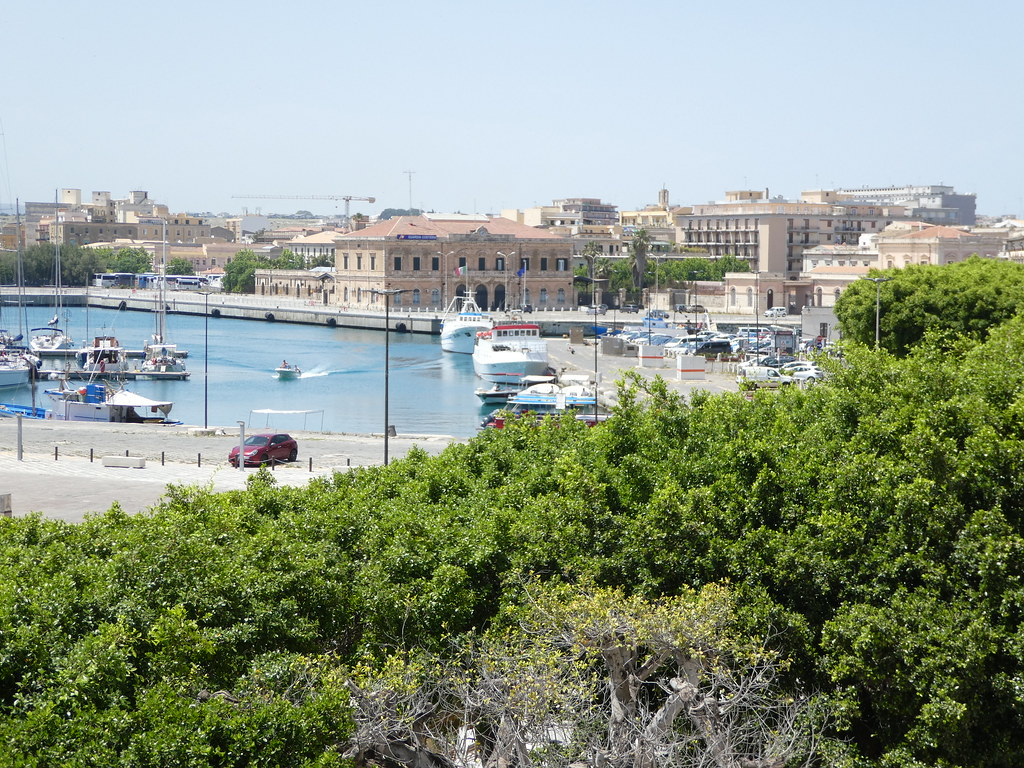 The Marina, Ortigia, Sicily