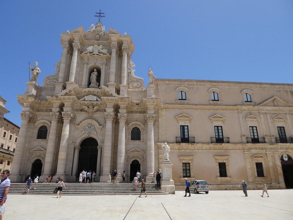 Ortigia Cathedral, Sicily