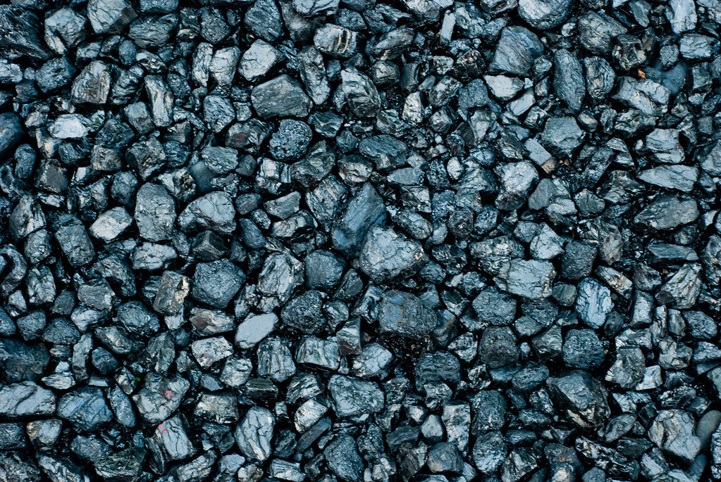 煤炭。圖片來源:Bart Bernardes(CC BY-NC-ND 2.0)