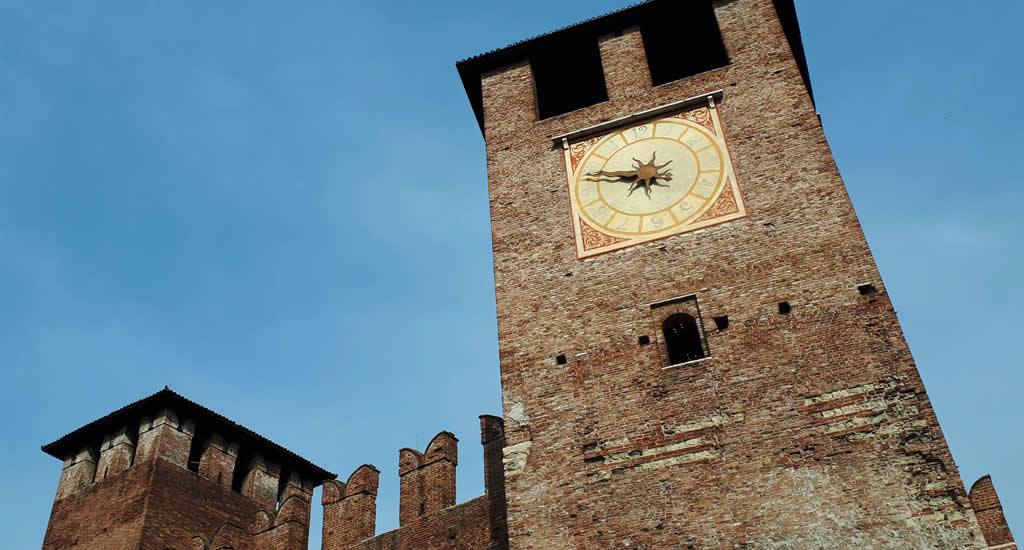 Castelvecchio in Verona, Italië | Mooistestedentrips.nl