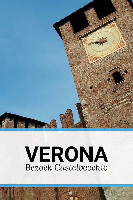 Castelvecchio, Verona: bezoek Castelvecchio tijdens een stedentrip Verona | Mooistestedentrips.nl