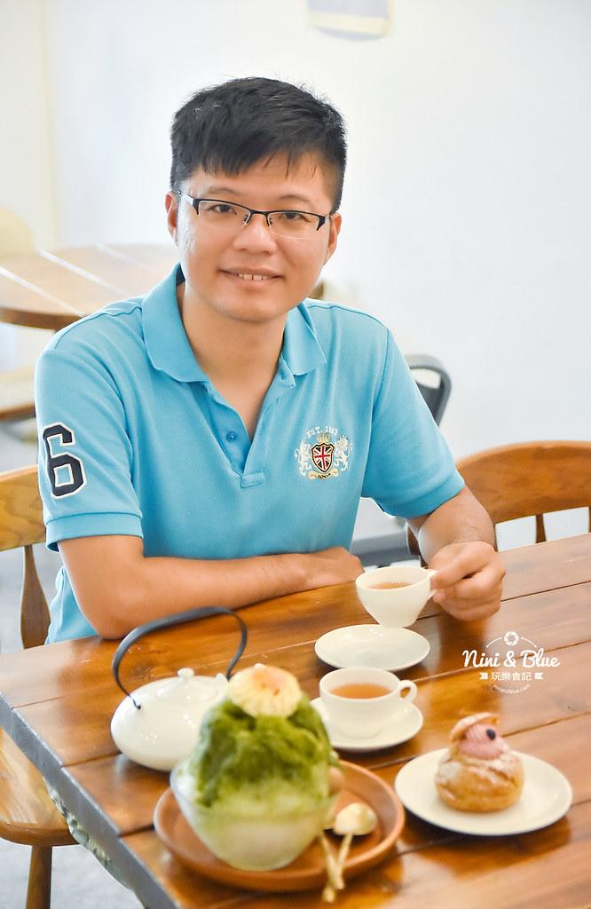 台中清水冰品  順道果子 咖啡甜點12