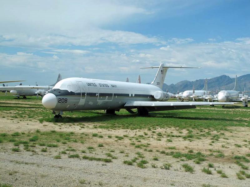 麦克唐纳-Douglas C-9B轨二1