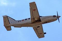 XO 125 F-RAXO TBM700A  Istres 03-06-16