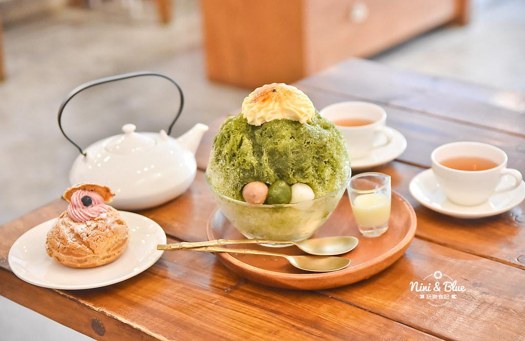 台中清水冰品  順道果子 咖啡甜點14