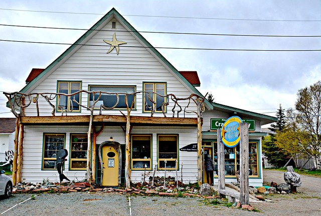 King's Point Pottery, King's Point, NL