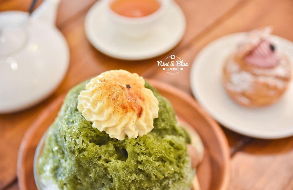 台中清水冰品  順道果子 咖啡甜點13