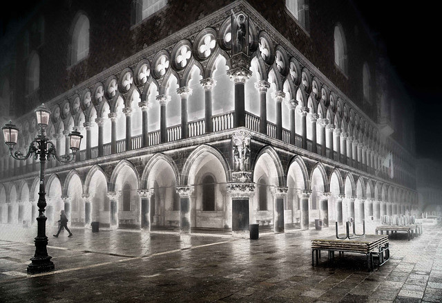 Doges Palace and Filters