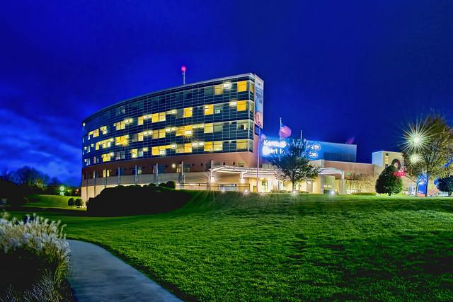 KentuckyOne Health / Saint Joseph London / 1001 Saint Joseph Lane / London / Kentucky / USA / Built: 2010 / Floors: 6 / Total Floor Space: 342,658 ft