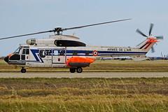UPE  2244 AS332L1 Super Puma  Istres 03-06-16