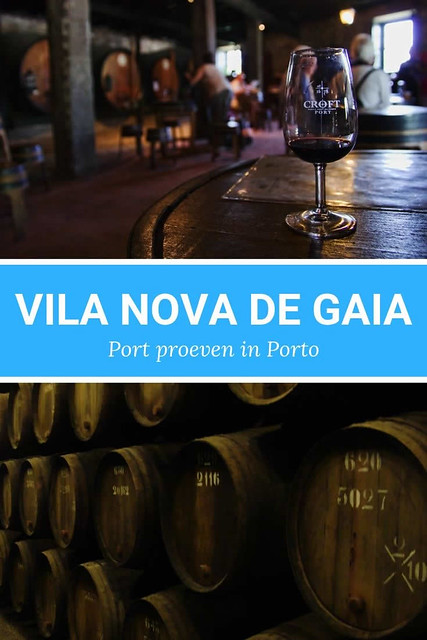 Port proeven in Porto: Vila Nova de Gaia. Bekijk de tips | Mooistestedentrips.nl