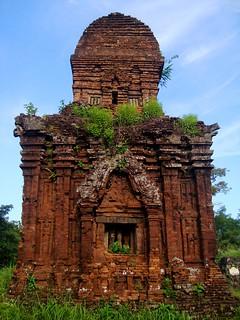 Vietnam site archéologique de  My Son