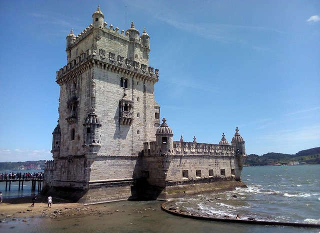 Belém Tower by bryandkeith on flickr